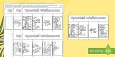 Książeczka Flap-Book Opowieść Wielkanocna