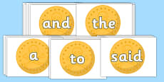 100 High Frequency Words on Pirate Coins