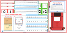 One More Letter Resource Pack to Support Teaching on The Jolly Christmas Postman