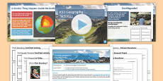 Tectonics Lesson Pack