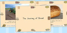 Australia - The Journey of Bread PowerPoint