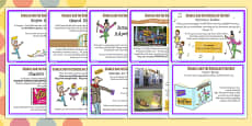 Challenge Cards to Support Teaching on Charlie and the Chocolate Factory