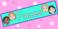 Australia - Faces Display Banner