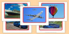 Transport Photo Pack Arabic