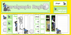 The Paralympics Rugby Resource Pack