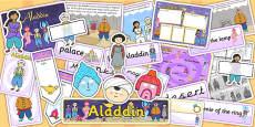 Aladdin Story Sack