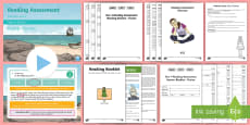 Year 4 Term 3 Fiction Reading Assessment Guided Lesson Teaching Pack
