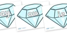 Phase 5 Phonemes on Diamonds