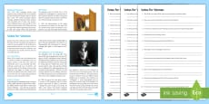 Votes for Women Differentiated Reading Comprehension Activity