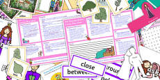 Sleeping Beauty KS1 Lesson Plan Ideas and Resource Pack