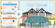 Our Homes PowerPoint