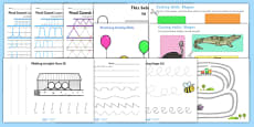 TA Fine Motor Skills Resource Pack