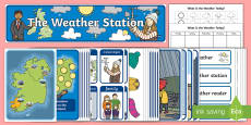 Aistear Weather Station Display Pack