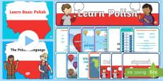 Polish Language Resource Pack