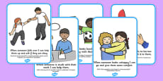 How To Be a Good Friend Cards Polish Translation