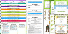 EYFS Jack and the Beanstalk Lesson Plan Enhancement Ideas and Resource Pack