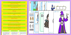 The Wizard of Oz EYFS Lesson Plan and Enhancement Ideas