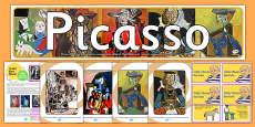 Pablo Picasso Artist Inspiration