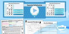 PlanIt Y3 Multiplication and Division Lesson Pack Multiplication (3)