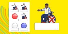 The Paralympics Boccia Self Registration