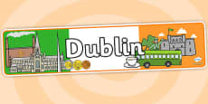Dublin Role Play Banner