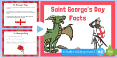All About St George's Day PowerPoint