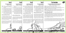 The Iron Man Guided Reading Pack