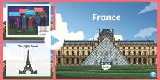 France Information PowerPoint