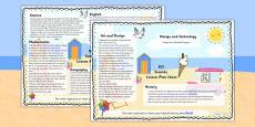 Seaside Lesson Plan Ideas KS1