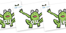 Phase 5 Phonemes on Frogs