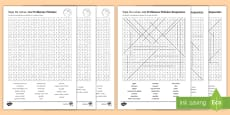 Global Issues Differentiated Word Search Spanish