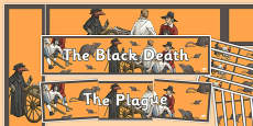 The Black Death Display Pack