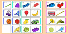 Colours Small Group Loop Cards