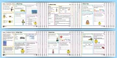 Year 2 Spelling, Punctuation and Grammar Activity Mats Pack