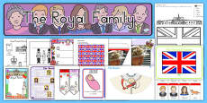 The Royal Family Adult Input Planning and Resource Pack
