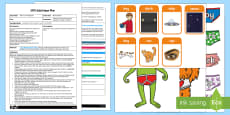 EYFS Underpants Rhyming Game Adult Input Plan and Resource Pack
