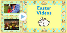 Easter Video PowerPoint