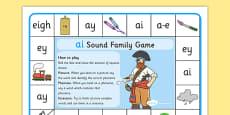 ai Sound Family Game