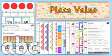Place Value Resource Pack