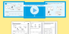 KS2 Reasoning Test Practice Simple Measure and Money Problems Resource Pack