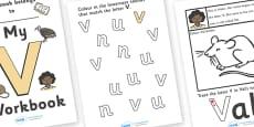 My 'V' Workbook