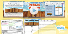 History: Early Islamic Civilisation: The House of Wisdom UKS2 Lesson Pack 2