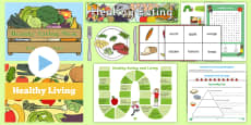 KS1 Healthy Eating Week Resource Pack