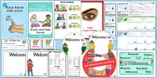 School Admin Resource Pack