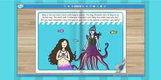 The Little Mermaid eBook