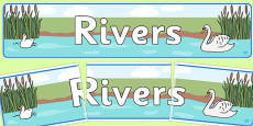 Rivers Display Banner