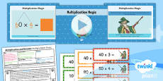 PlanIt Y3 Multiplication and Division Lesson Pack Multiplication (1)