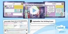 PlanIt Y3 Space: To Support Teaching on The King of Space Lesson Pack Information Texts (5)