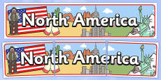 North America Display Banner