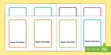 * NEW * Blank Editable IKEA Tolsby Frame